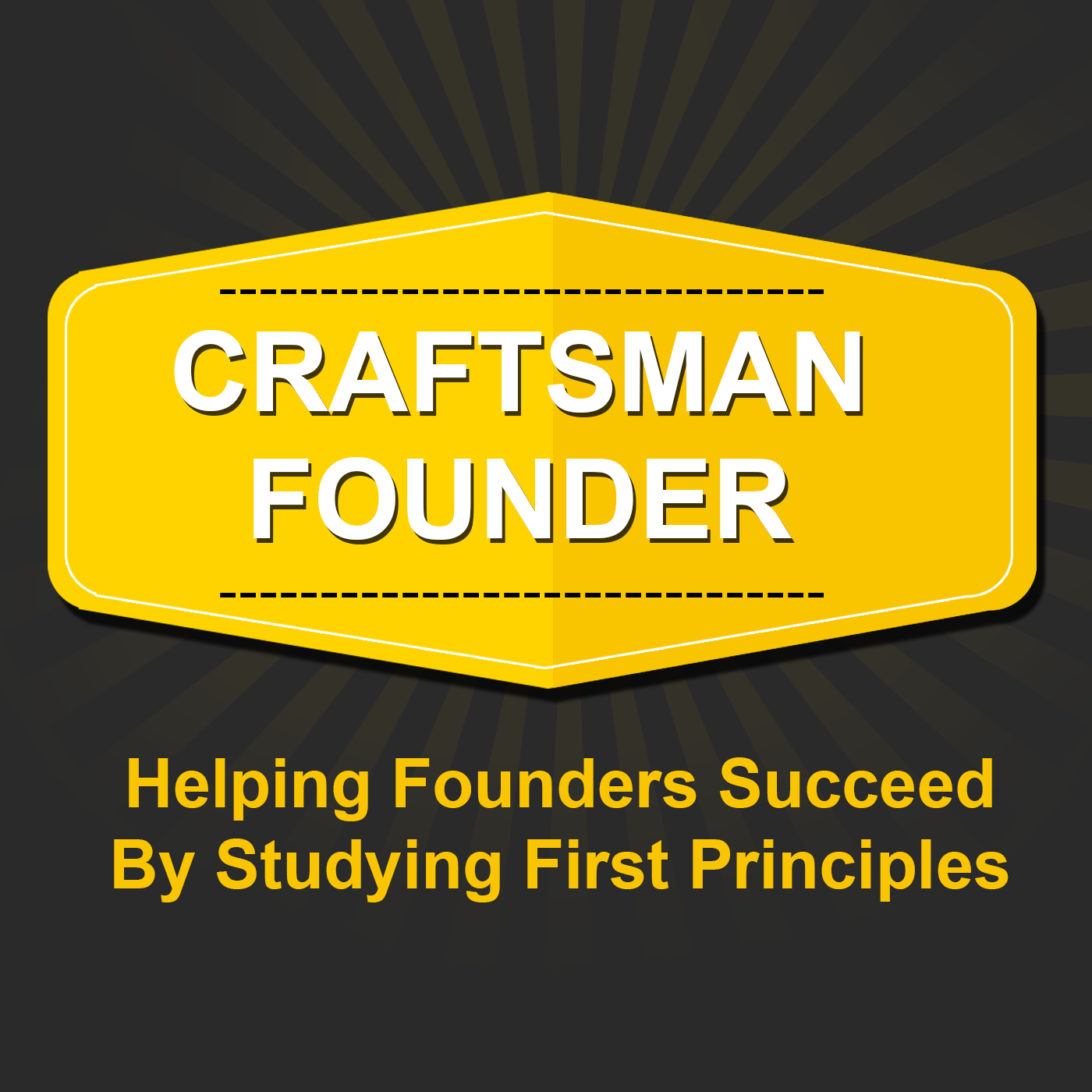 Craftsman Founder with Lucas Carlson and Eliot Peper